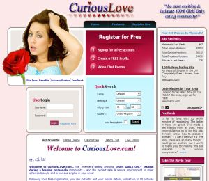 Curious Love image