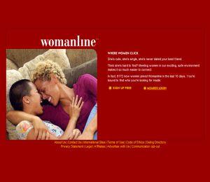 Lesbisk dejting linje